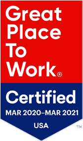 Certified - Great Place To Work