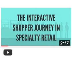Interactive Shopper Journey in Specialty Retail